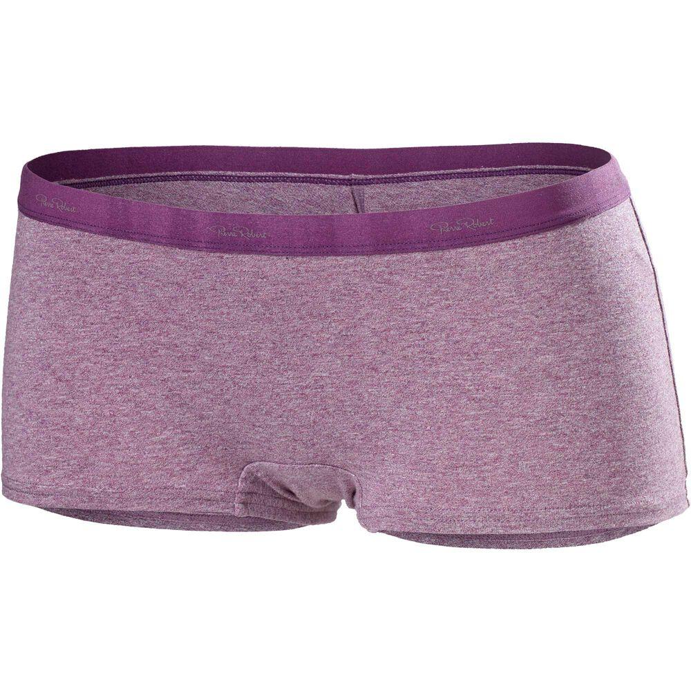 Cotton Boxer (GOTS), light burgundy, hi-res