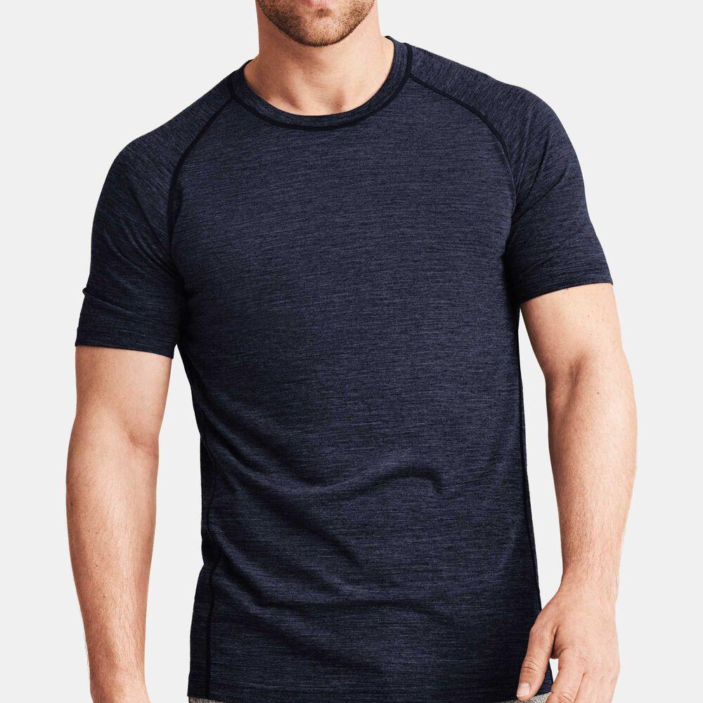 f01b87fd T-skjorte i tynn ull