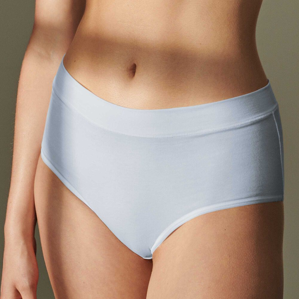 Truse high waist Jenny Skavlan, sky blue, hi-res