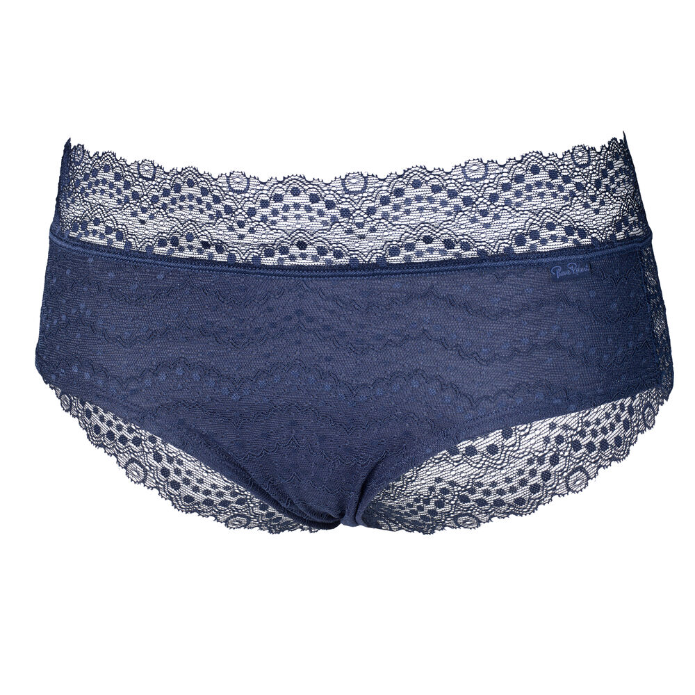 Soft Lace Hipster Navy
