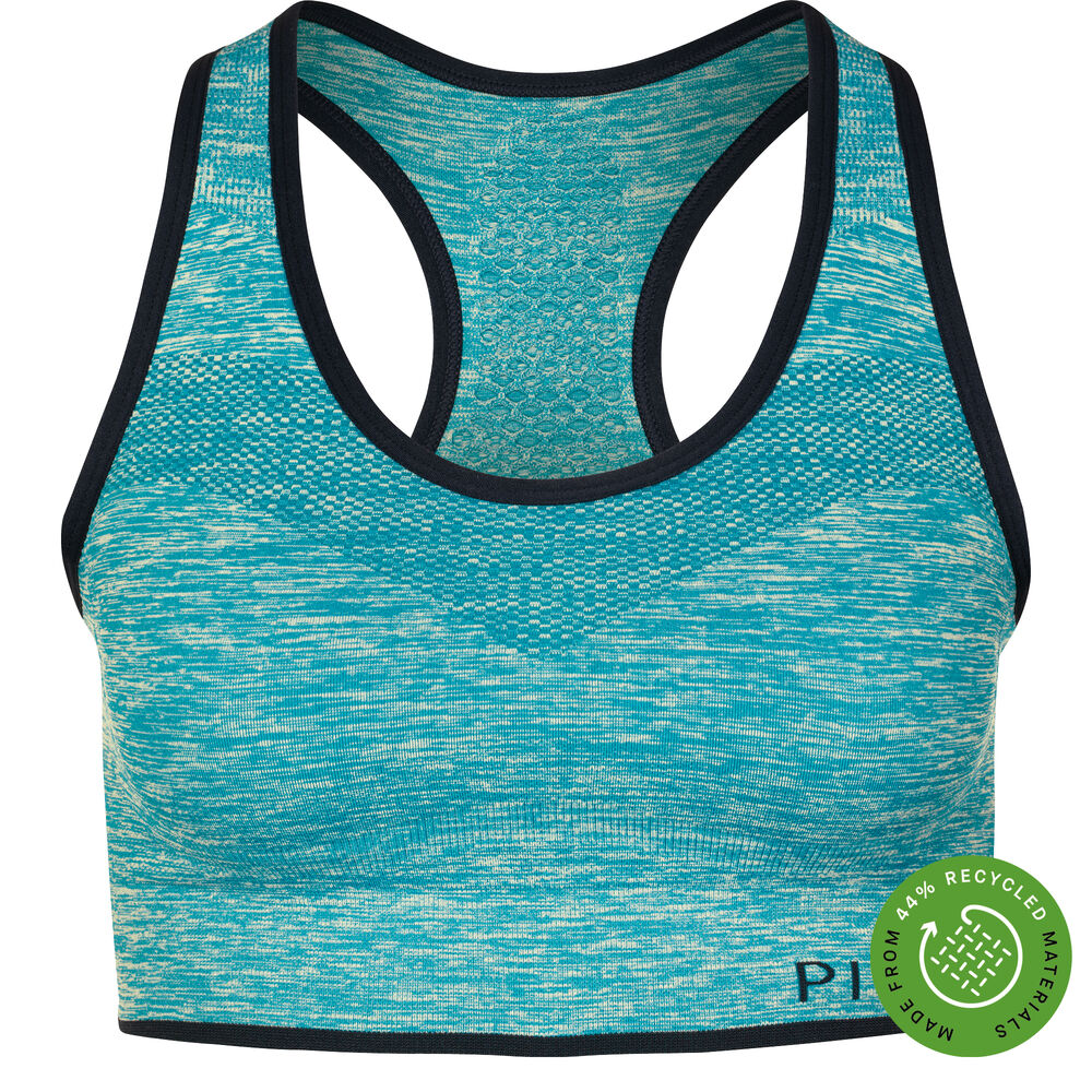 Sport-BH Medium Support, blue turquoise, hi-res