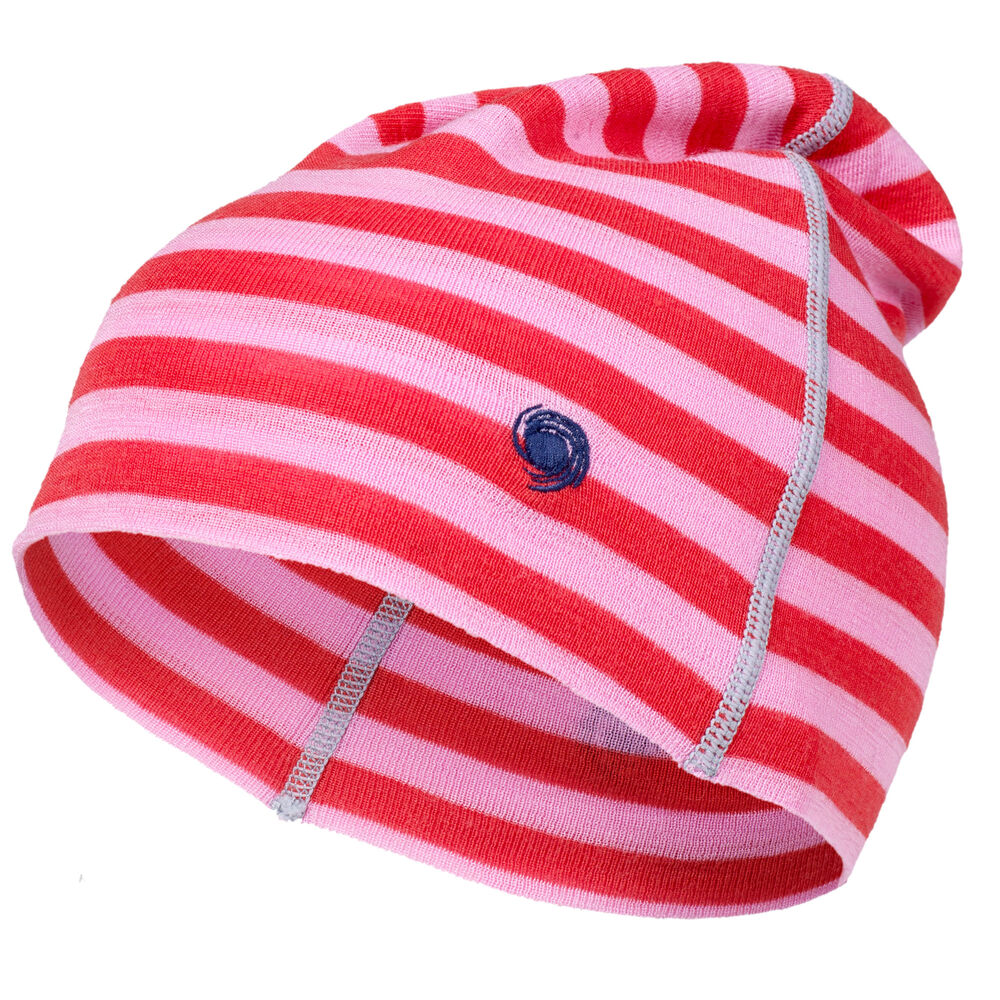 WOOL HAT Red Pink 2-17, red pink 2-17, hi-res