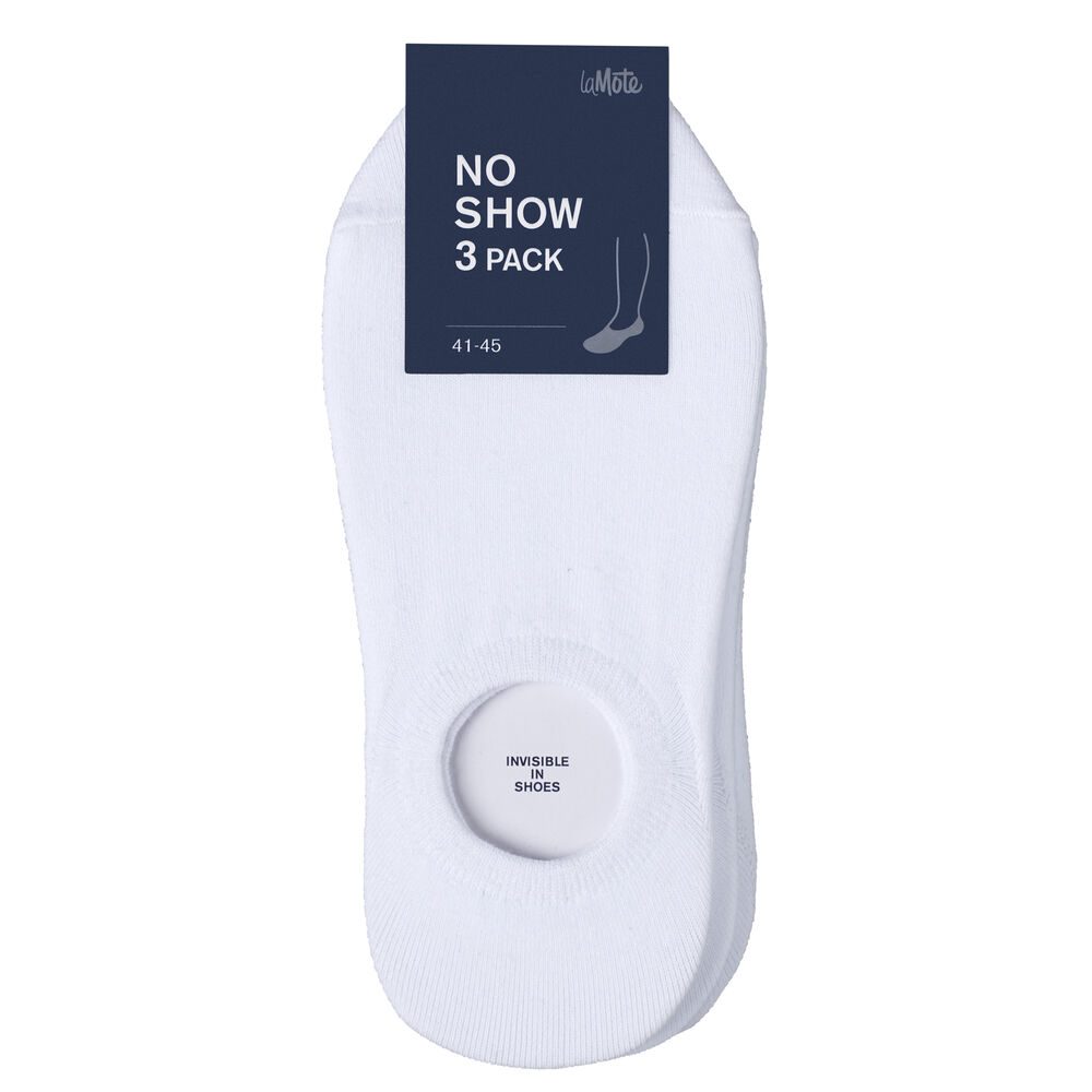 No show sokker x3 41-45, white, hi-res