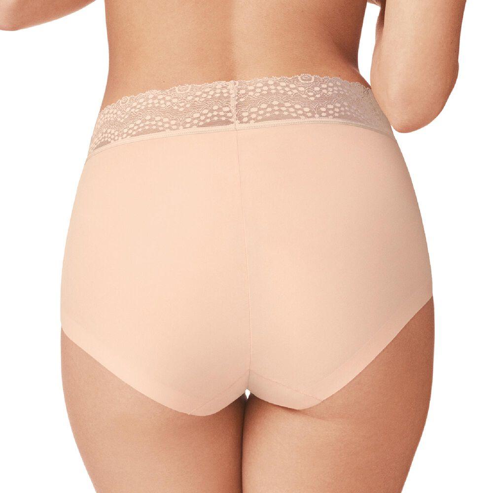 Blondetruse invisible high waist mikrofiber, chalk pink, hi-res
