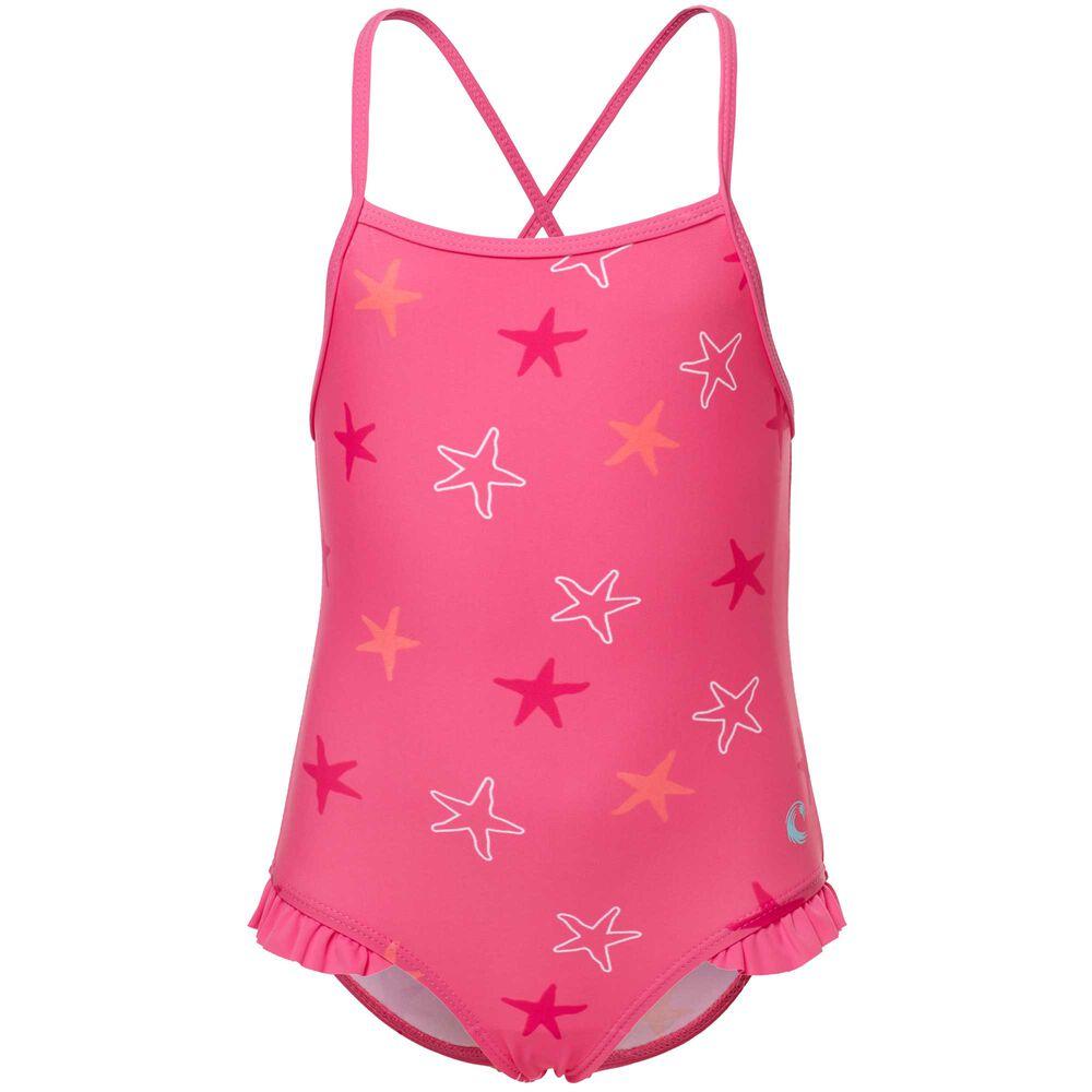 BADDRÄKT PINK STARS, pink stars, hi-res