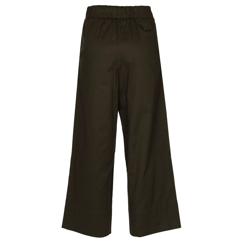 Loungewear bukse Jenny Skavlan, leaf green, hi-res