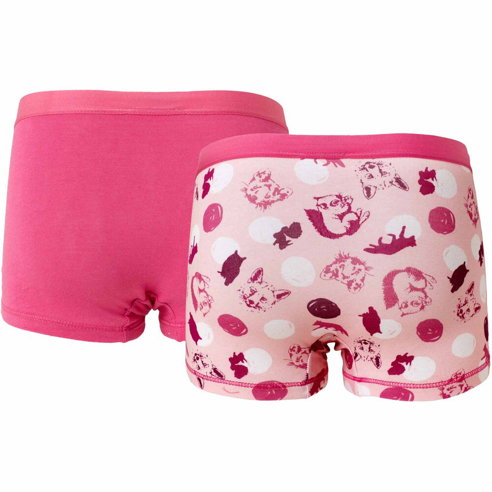 Truse liten jente, lightpink/pink, hi-res