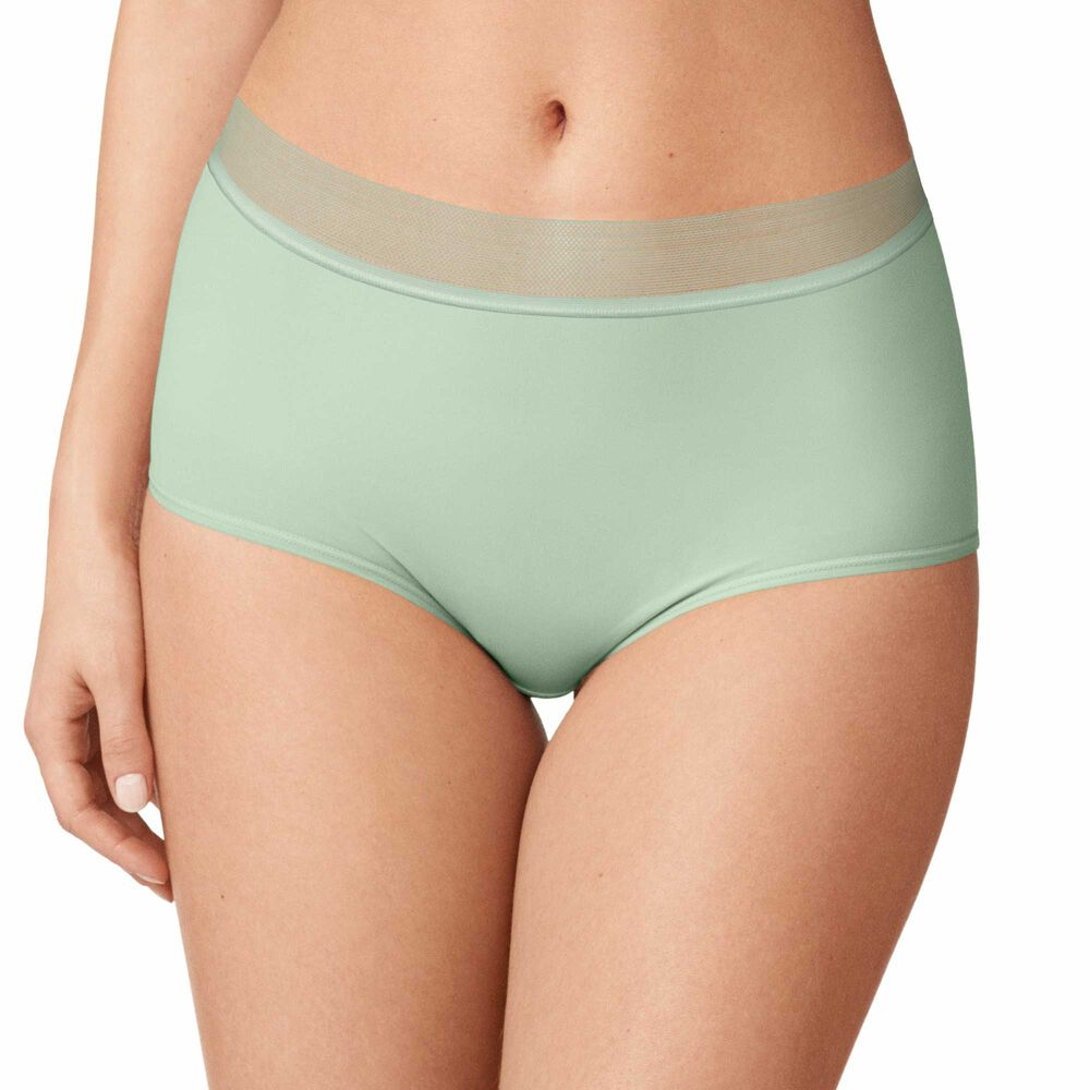 Truse Invisible High Waist Limited Edition Mint Grønn, mint green, hi-res