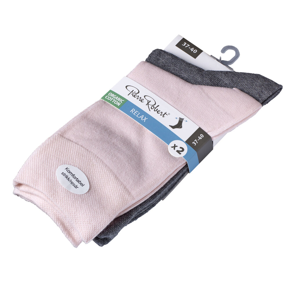 RELAX ECO X2 Grey/Pink, , hi-res