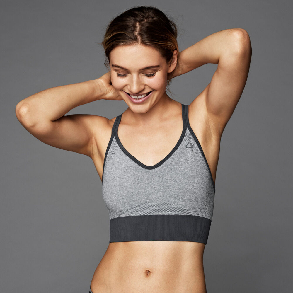 Light Support Bra, grey 18, hi-res
