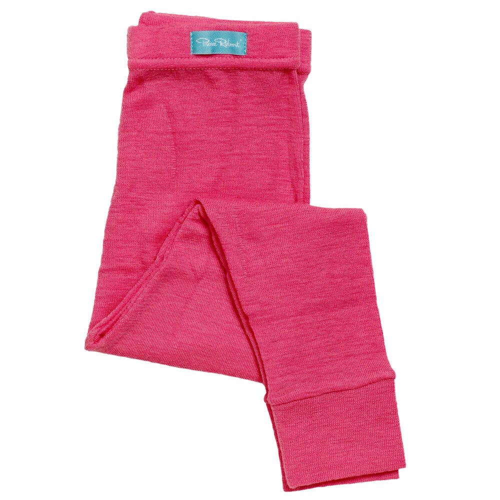 Baby-merinovillalegginsit roosa, pink, hi-res