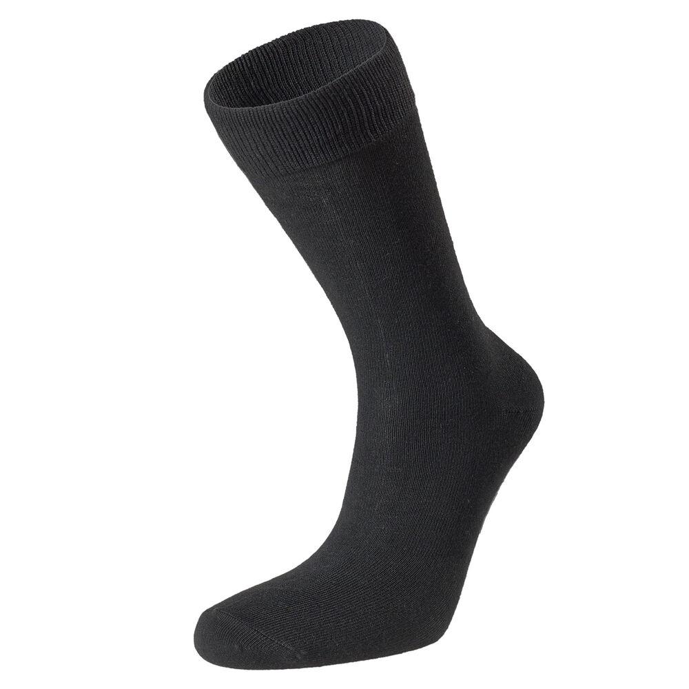 Strumpor premium soft 41-45, black/dr grey/grey 2-17, hi-res