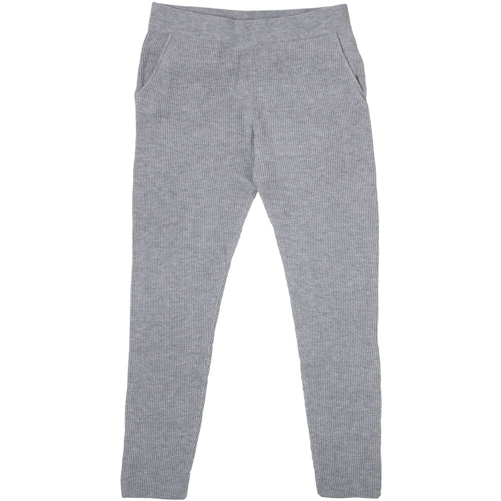 Loungewear mysbyxor merinoull, light grey, hi-res
