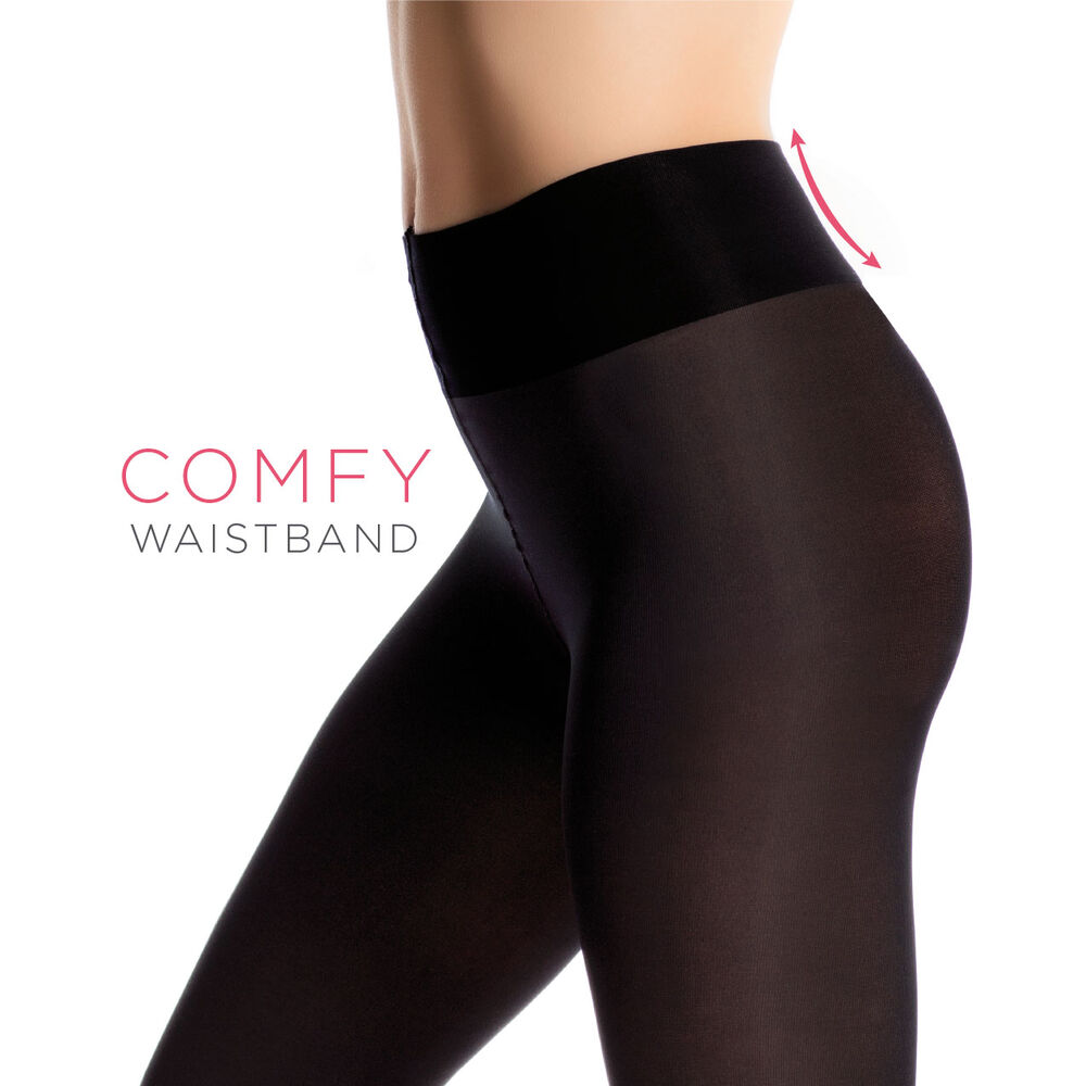 COMFY TIGHTS 80 DEN, black, hi-res