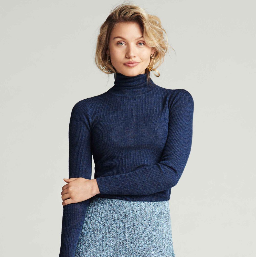WOOL TURTLENECK 2-18, , hi-res