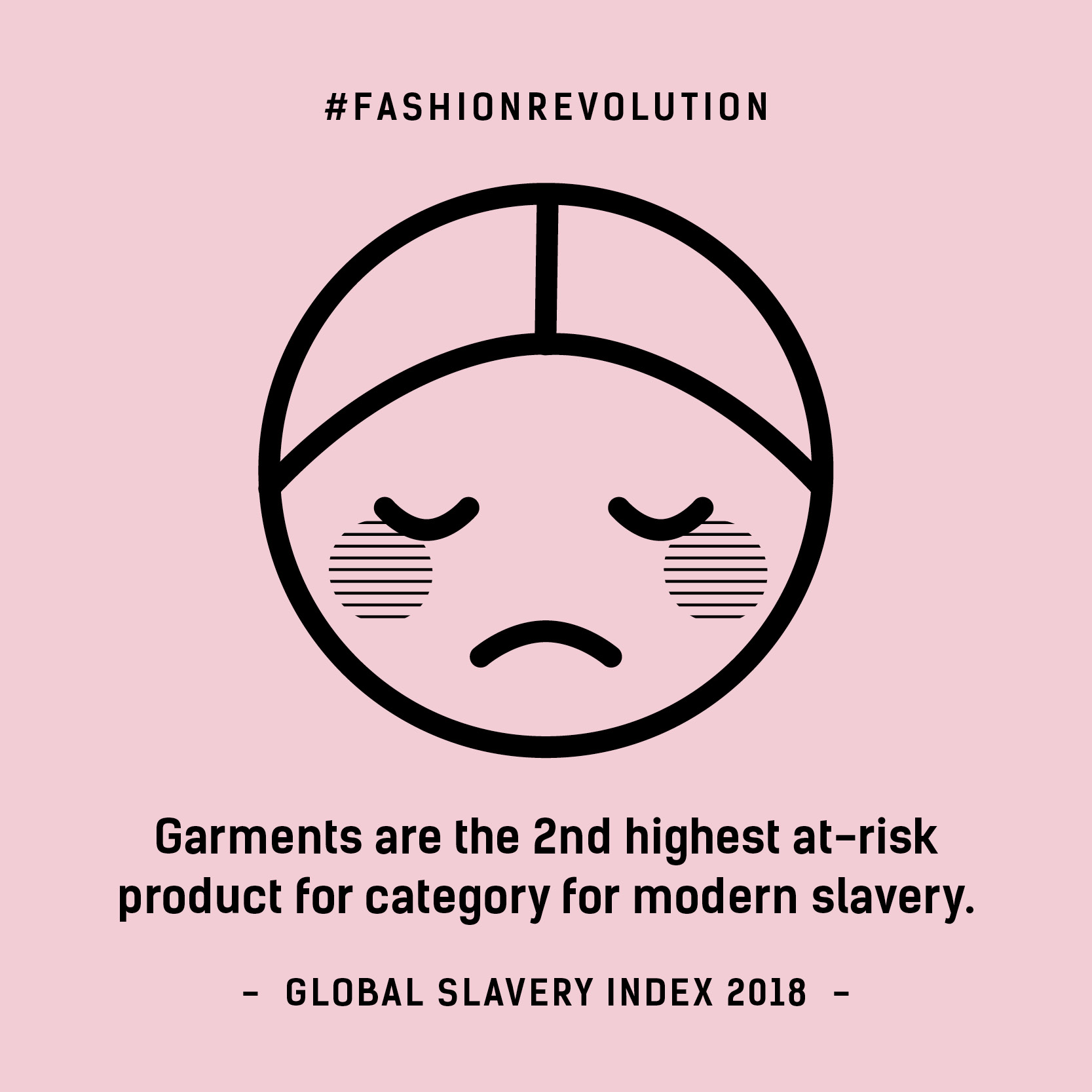 Fashion Revolution: The garment industry is at risk for modern slavery